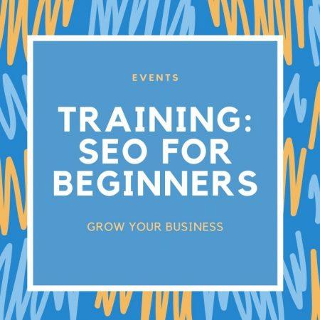 Training SEO For Beginners