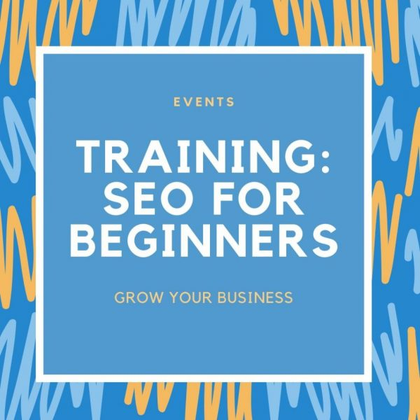 Training SEO For Beginners